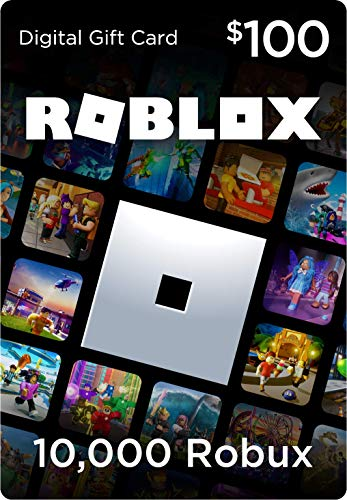 Roblox Gift Card – 10000 Robux [Includes...