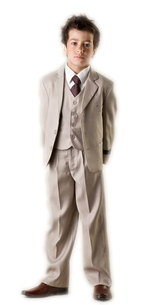 MLT Boys Three Pieces Party Prom Wedding Suit Set