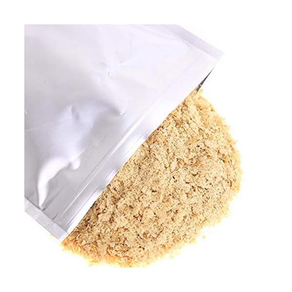 Nuovo 100g (0,22LB) biologico 100% puramente naturale Lievito di birra Tradizionale tè in polvere tisana tè profumato Tè… 3 spesavip