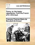 Fanny, François-Thomas-Marie De Bacula Arnaud, 117063415X