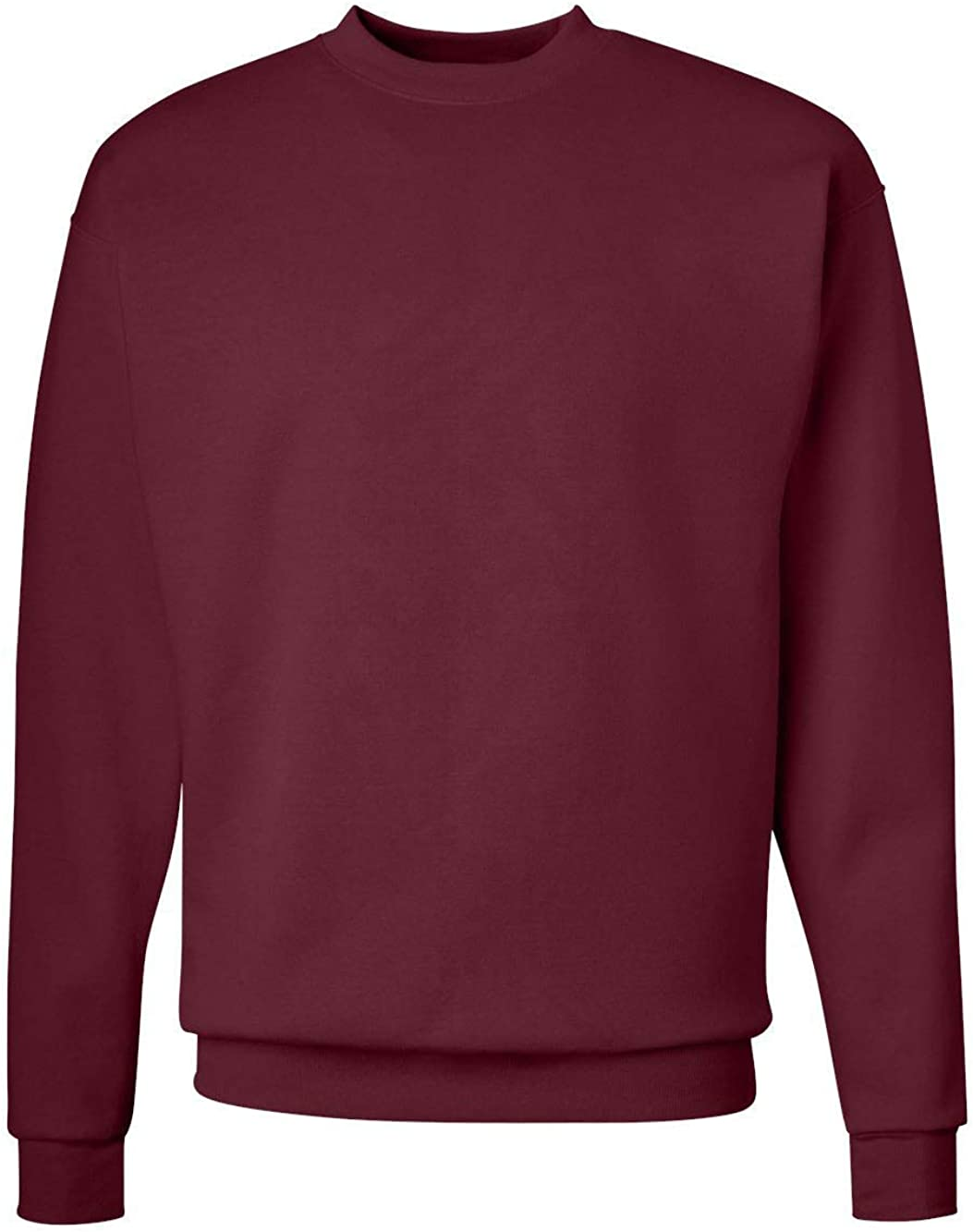 Hanes ComfortBlend EcoSmart Crew Sweatshirt_Cardinal_4XL