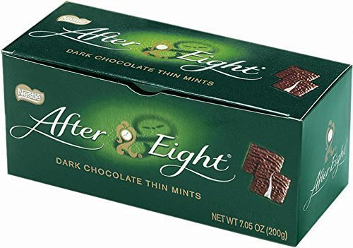 Mints Eight (Nestle After Eight Mint Chocolate Thins, 7.05 Ounce (Pack of 6))