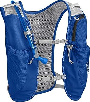 Camelbak Circuit Vest 50oz Nautical Blue//Black Running West N 400 Blue