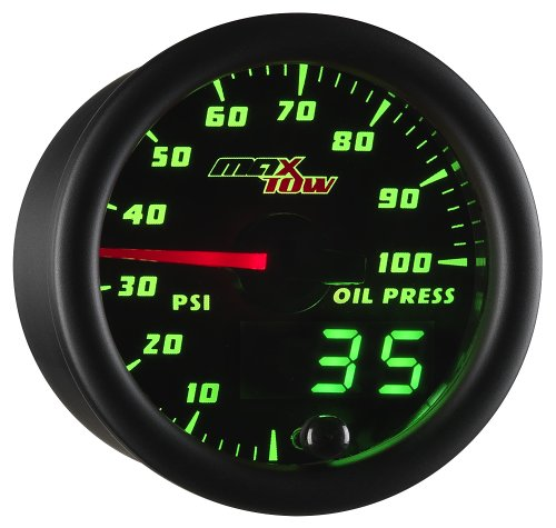 high pressure oil gauge - 6