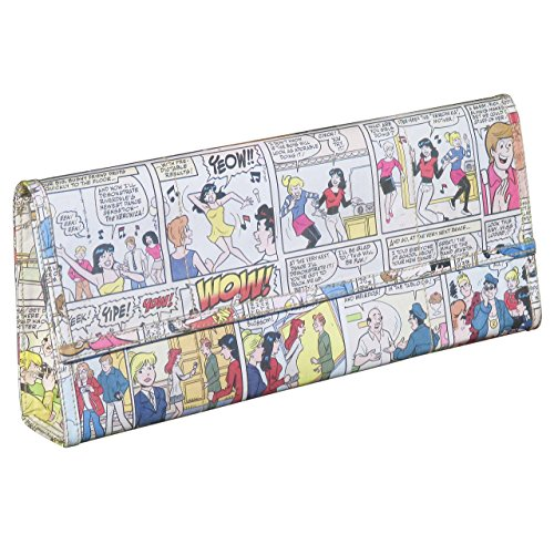 Clutch purse using comics magazine - Free shipping - upcycled eco friendly art design vegan style recycled reclaimed salvaged handmade organic gift gifts bag upcycle handbag recycle paper handbags