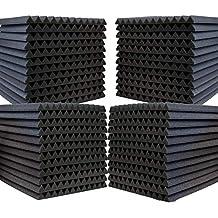 "48 Pack- Acoustic Panels Studio Foam Wedges 1"" X 12"" X 12"""