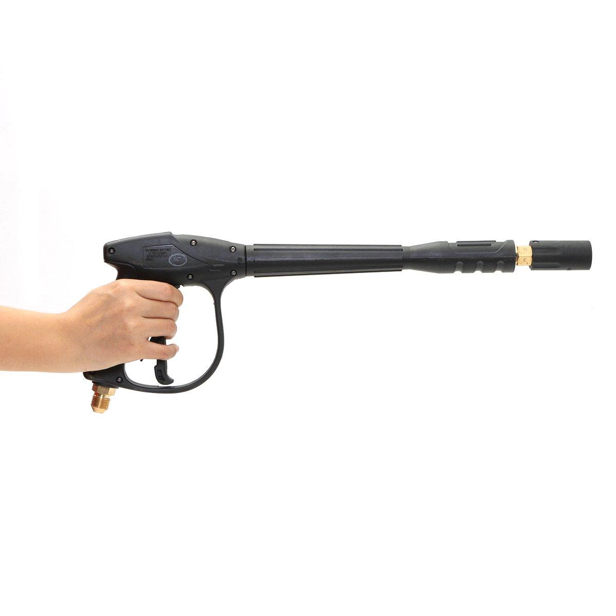OlogyMart 15Mpa Portable High Pressure Car Washer Auto WashingHose Kit Spraying Gun