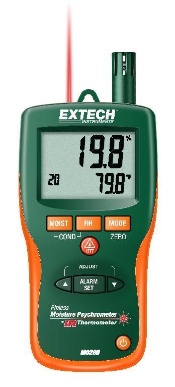 extech ir thermometer 42510a manual
