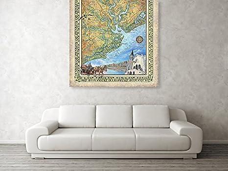 Amazon.com: Charleston incluyendo isla de las palmas y ...