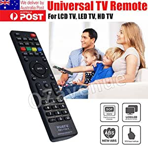 Kerli Universal LCD/Led TV Remote Control for Sony/Samsung/Panasonic/LG/TCL/Soniq