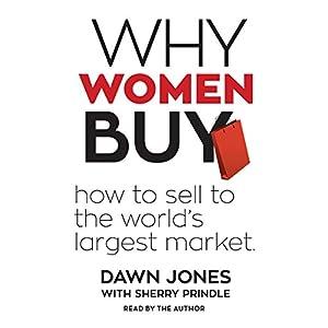 Why Women Buy Audiobook