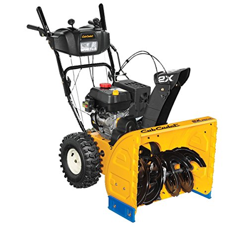 Cub Cadet (24″) 208cc Two-Stage Snow Blower 524 WE