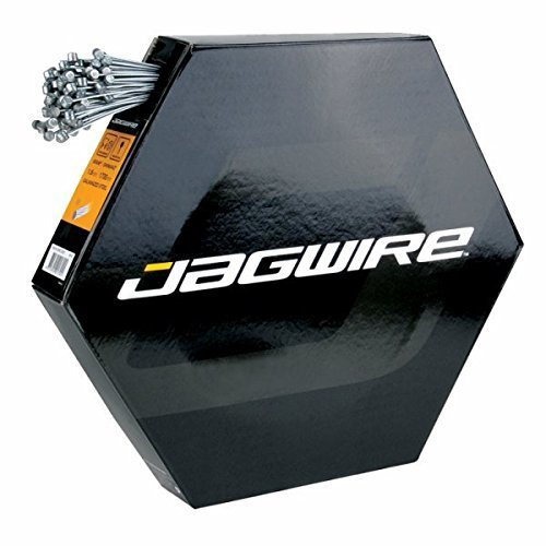 Jagwire Basics Mountain Brake Cables Galvanized 1.6x1700mm Box of 100 by Jagwire