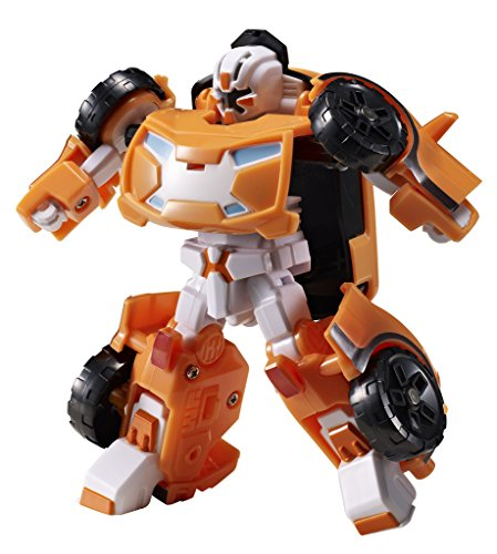 Youngtoys TOBOT Mini X Transforming robot Car to Robot Animation Character