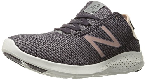 New Balance Women Vazee Coast v2 Running Shoe Dark Grey/Pink