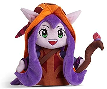 LEAGUE OF LEGENDS - LOL - PELUCHE LULU / LULU PLUSH TOY 20cm