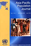Asia-Pacific population journal, April 2006 9789211204728