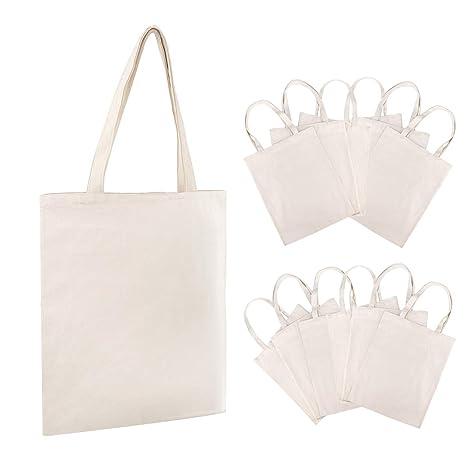 Segaty - Bolsas de lona reutilizables para la compra, bolsas ...