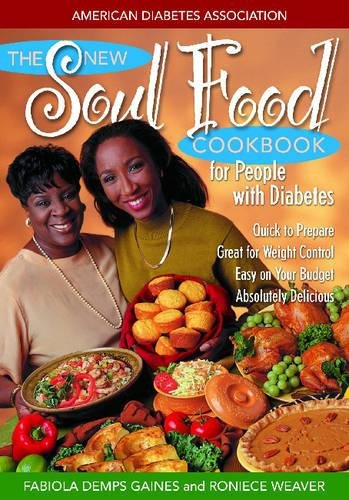 Search : The New Soul Food Cookbook for People with Diabetes
