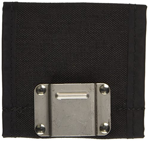 Tape Measure Holder, Heavy Duty Nylon, Tunnel Belt Fits 2.25-Inch, 4.125 x 2.25 x 3.75-Inch Klein Tools 5707