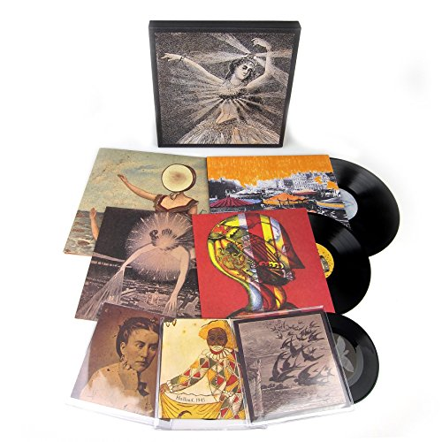 Music : Neutral Milk Hotel: Neutral Milk Hotel Vinyl Boxset