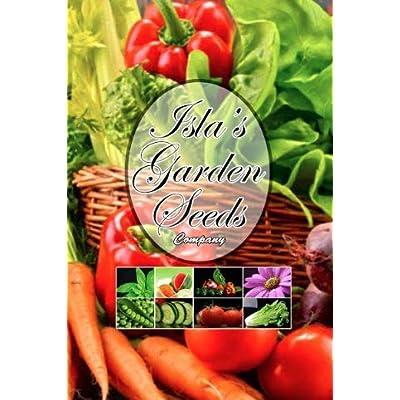 Crimson Giant Radish Seeds, 200 Premium Quality Heirloom Seeds, On Sale, (Isla's Garden Seeds), Non GMO, 85% Germination Rates, Highest Quality Seeds, 100% Pure : Garden & Outdoor