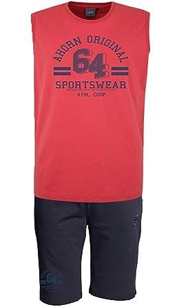 Ahorn Sportswear - Ropa Deportiva Traje Corto de Ocio Athl ...