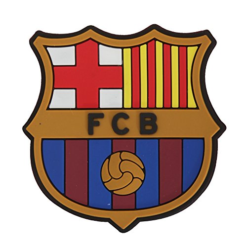 Barcelona Crest Magnet - Multi-Colour
