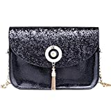 Mini Women Cross Body Shoulder Bags Fashionable Casual Handbags Leather Bag for Teen Girls O by TOPUNDER