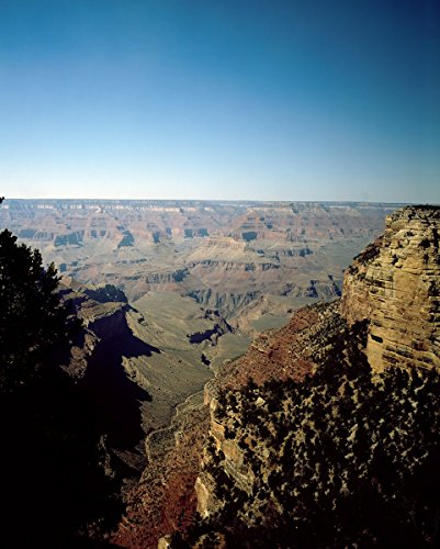 Grand Canyon Village, AZ Photo - View of the Grand Canyon from the South Rim- Highsmith (Grand Canyon South Rim Grand Canyon Village)