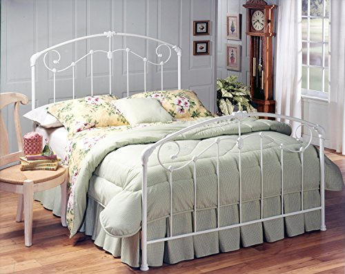Hillsdale Maddie Queen Spindle Bed in Glossy ()