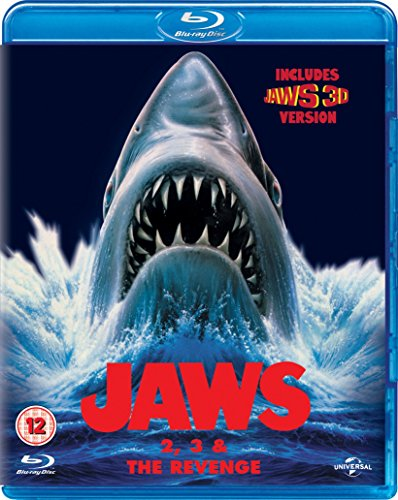 Jaws Box Set (Jaws 2, Jaws 3, Jaws the Revenge)