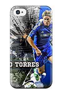 Andters Iphone 4/4s Hybrid Tpu Case Cover Silicon Bumper Full Fernando Torre