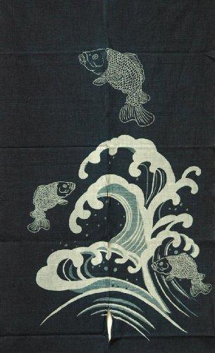 Japanese Noren, WE05149, Cotton door way curtain