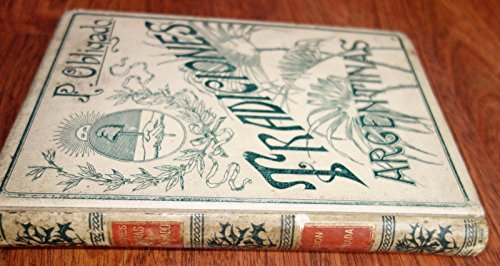 1,903 * TRADICIONES ARGENTINAS, OBLIGADO Ilustrada RARE Argentina - Argentina Collection