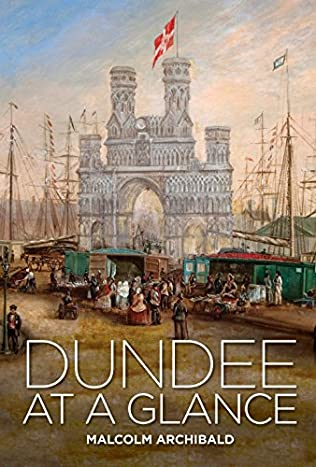 book cover of Dundee at a Glance
