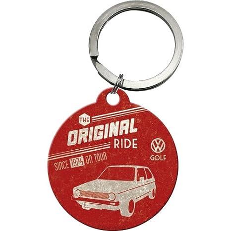 VW Golf GTI Llavero - acero - el Original paseo - autorizado ...