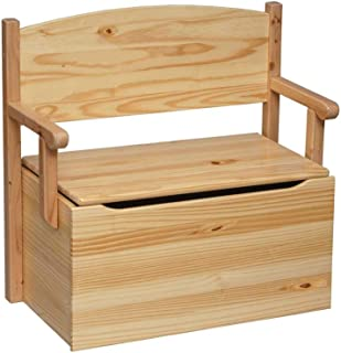 product image for Little Colorado Bench Toy Box - Natural
