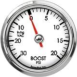 Speedhut GL26-BV02 Boost/Vac Gauge 30inhg-0-20psi, 2-5/8''