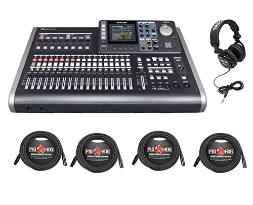Tascam DP-24 SD Digital Portastudio + Bonus Kit 1
