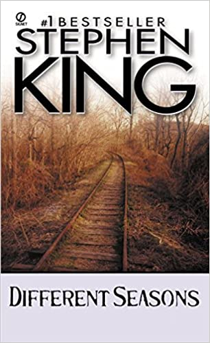 Stephen King - Different Seasons Audiobooks Online Free