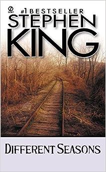 Different Seasons Stephen King 1982 Hardcover 1st Edition 3rd Printing? w DJ NR