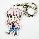 ویکالا · خرید  اصل اورجینال · خرید از آمازون · BKpearl Cute Cartoon KPOP EXO Keychain Key Ring Hot Gift for Fans (CHANYEOL) wekala · ویکالا