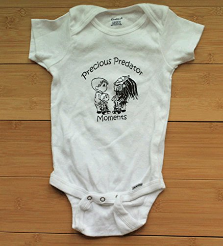 Precious Predator Moments Baby Bodysuit
