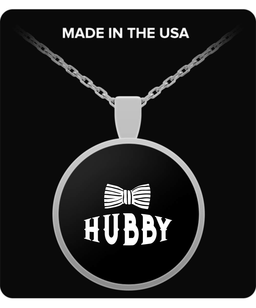 De Look Hubby Matching Married Necklace