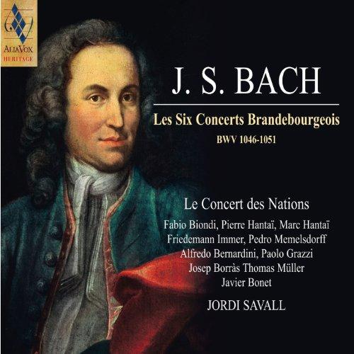 Bach Brandenburg Concertos By Jordi Savall On Amazon