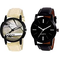 Watches For Boys/Watches For Mens/Watch For Boy/Watch For Men stylish/Watch For Kids Boys Analogue Black Dial Offers