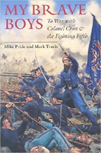 Book My Brave Boys: To War with Colonel Cross and the Fighting Fifth