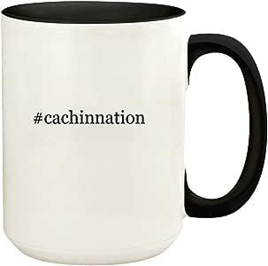 Amazon.com: #cachinnation - 15oz Hashtag Ceramic Colored