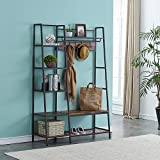 3-in-1 Entryway Coat Rack, Rackaphile Vintage...